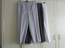 5 pair ladies classic trousers