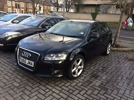 Audi A3 Sportback SE 1.6 5dr Taxed until May 2017 & MOT until Dec 2017