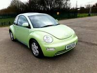 Vw beetle v rare colour 2.0 automatic Less than half price sale £699 audi golf corsa astra