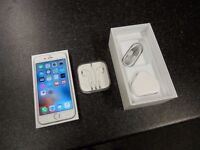 APPLE IPHONE 6 16GB O2 BOXED MINT CONDITION £260 O.N.O