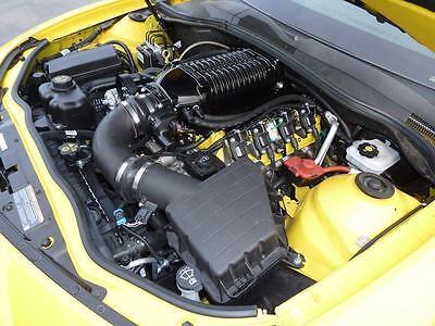 Whipple 2013-2014 Chevrolet Camaro V8 6.2L Black Supercharger Kit
