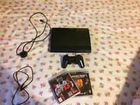 250gb super slim ps3 Excellent con