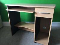 Computer Desk (90x50x76cm) USED - Sturdy