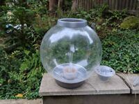 Bio orb 30 litre fish tank with accessories