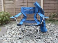 Folding Camping Chair with Carry Case