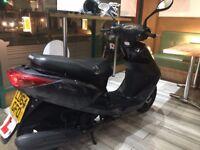 Yamaha xc 125 vity 2014