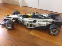 Remote Control F1 Style Racing Car