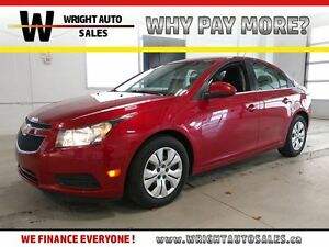 2012 Chevrolet Cruze LT| CRUISE CONTROL| HEATED SEATS| A/C| 66,1