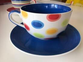 Whittaker's Tea Cups