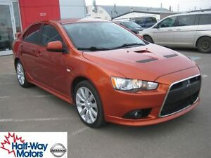 2009 Mitsubishi Lancer Ralliart | Performance for your money!