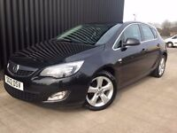 2012 Vauxhall Astra 1.6 i VVT 16v SRi 5dr 1 Previous Owner 2 Keys, Finance Available May Px