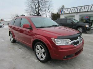 2009 Dodge Journey SXT 4x4 7passagers financement