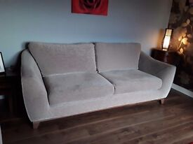 2 & 3 seater sofas immaculate condition only one year old. Cant deliver must be picked up.