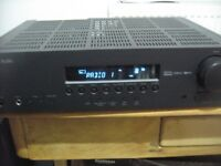 Cambridge Audio Azur 540R v2 2x100W amp receiver, boxed with remote and manual