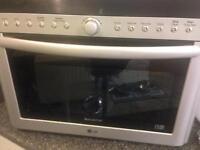 LG microwave 900w 60 ONO