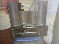 Onkyo Receiver and speakers
