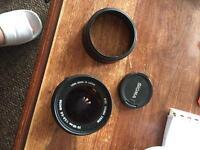 Sigma 28-90mm 3.5/5.6 Aspherical Macro Lens