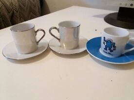 Small cup n saucer set (expresso) All for £1