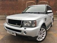 2006 / RANGE ROVER / SPORT / HSE /DIESEL / ALLOYS / LEATHER /
