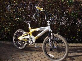 "BMX 20"" wheel bike by Reebok make excellent Xmas present"