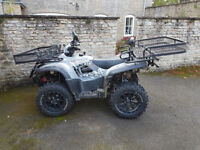 2012 TGB Blade 550SE road-legal Quad Bike. Hardly Used!