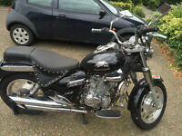 KEEWAY SUPERLIGHT 2013 124cc/125cc- Learner CBT Legal Motorbike / Cruiser