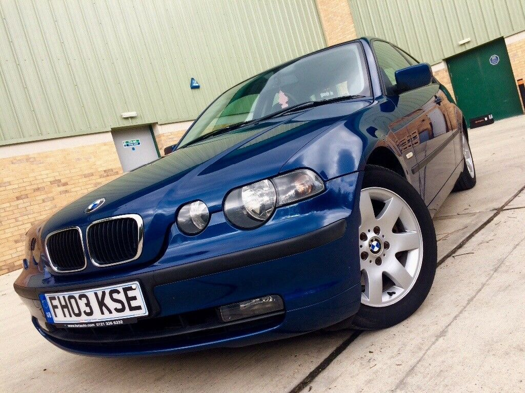 2003 BMW 320D Automatic Full Service History, Full Year MOT In Grate Condition.