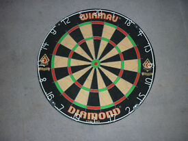 Unused Winmau Dartboard