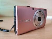 Canon Portable Camera (16 Mega Pixels) in Pink