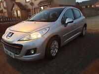 2012 Peugeot 207 1.6 hdi Diesel £30 road tax