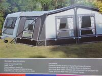 Lovely Camp Tech Eleganza Awning size 15 New in 2015