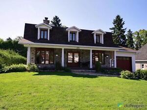 279 000$ - Maison 2 étages à vendre à St-Donat