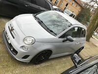 Abarth 500 1.4 T-jet 5 speed manual full main dealer service history