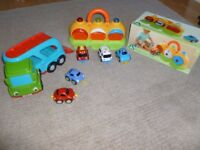 ELC car transporter and emergency services garage Immaculate