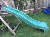 Plum Brand Green Slide