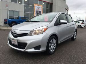 2013 Toyota Yaris LE|1 Owner|Low Low Low KM|TCUV