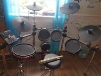 Alesis Crimson Mesh Drum Kit