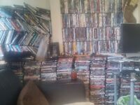 Massive Collection of over 950 DVD's - All fully boxed - For collectors / joblot / carboot sale