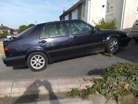Spares or repairs. 1997 Saab 9000 Anniversary .