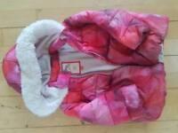 Ted Baker coat 2-3y