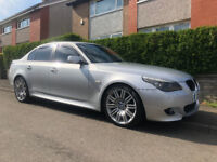 BMW 535D M SPORT 3.0 NEW FULL M.O.T AND LOADS SPENT HIGH SPEC