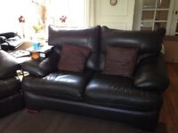 Nearly new reclinerThree piece suite for sale