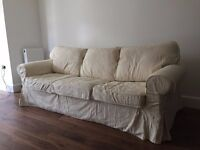 Ektorp Sofa three seater from Ikea
