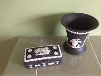 Wedgewood Black Jasperware