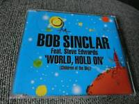 Bob Sinclar ft Steve Edwards 'world, hold on' CD