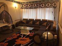 Designer 7 seater corner sofa set