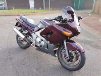 Kawasaki Zzr600 must look