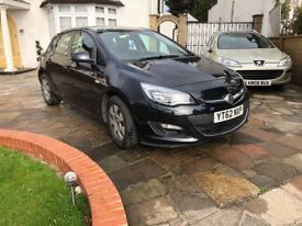 Vauxhall Astra 1.7 EcoFLEX (62 Plate) 50,000 Miles Only