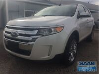 2013 Ford Edge Limited-Nav-Pano roof-Leather-AWD