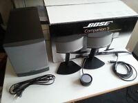Bose companion 5 hi Quality sound